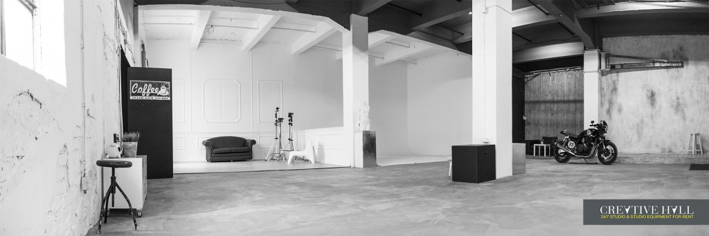 -CREATIVE HALL Studio - for rent