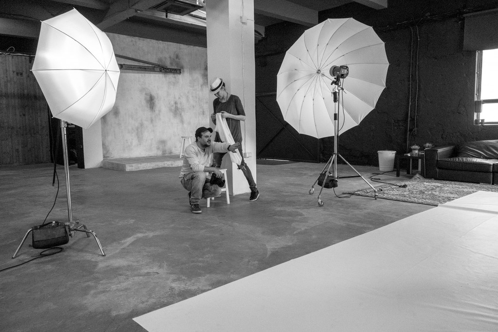 _Making-of-CREATIVE HALL Studio-LORA GENE-4