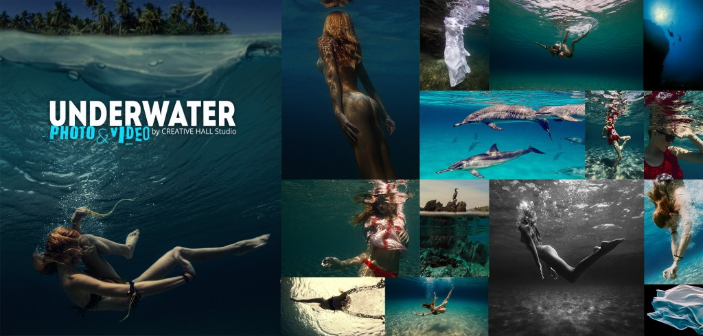 UNDERWATER_PHOTOGRAPHY and VIDEO by CREATIVE HALL Studio